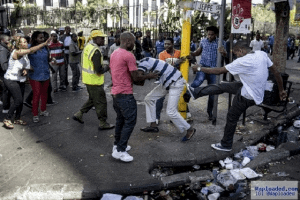 Xenophobia:- South African Police Promises To Fish Out Killers Of Nigerian Businessman